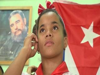 Resaltan vigencia del pensamiento de Fidel Castro en nuevas generaciones de cubanos