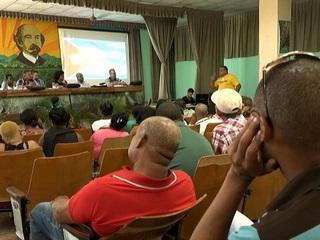 """""""Efectúan plenaria de aseguramiento zafra 2019-2020 en Palma Soriano"""" está bloqueado Efectúan plenaria de aseguramiento zafra 2019-2020 en Palma Soriano - El sitio web de la televisión en Santiago de Cuba"""